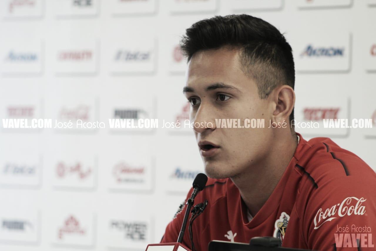 No hubo mujeres y alcohol en indisciplina de jugadores de Chivas: Varela