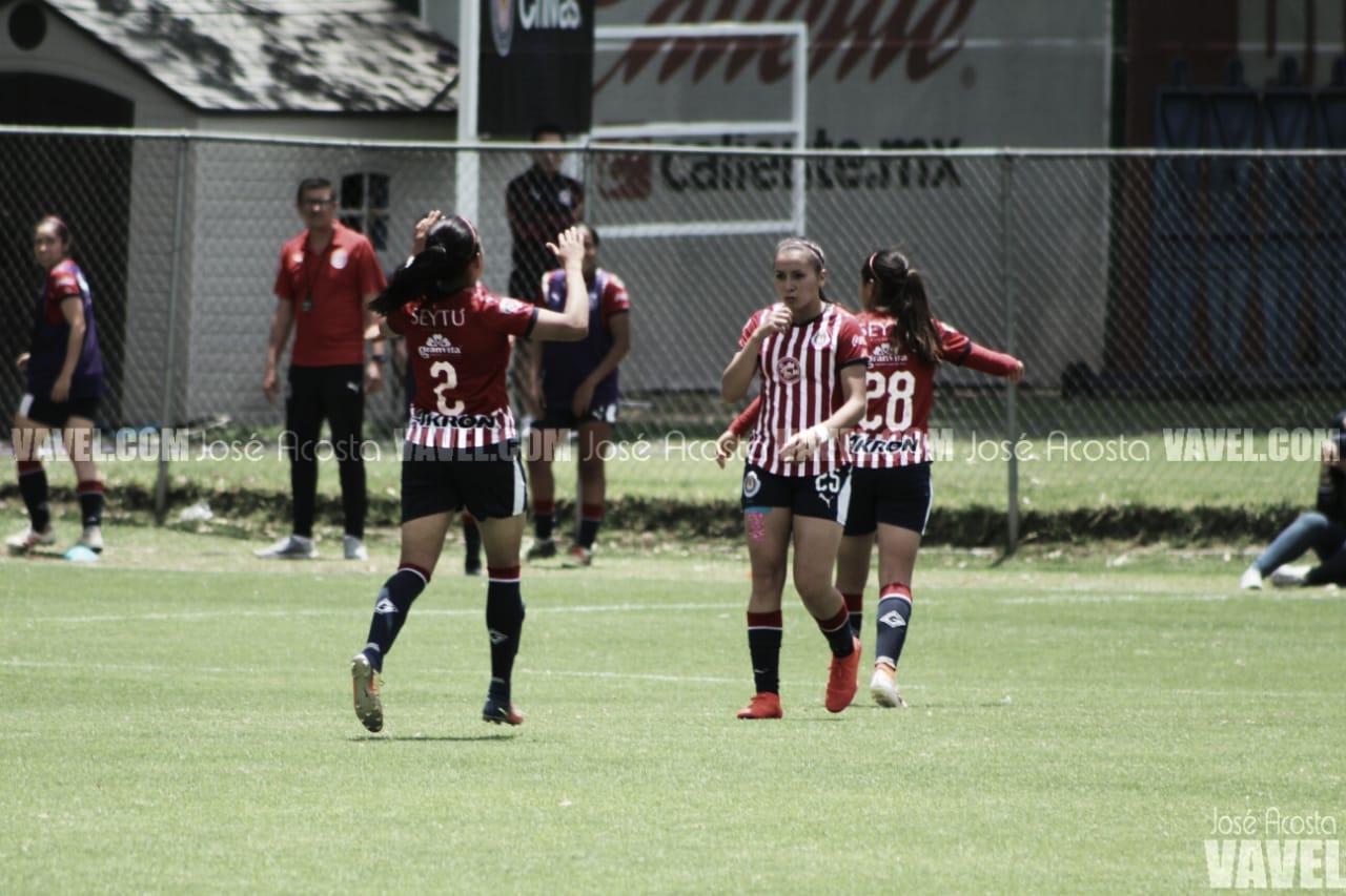 Chivas Femenil vence a Querétaro; se mantiene en Liguilla
