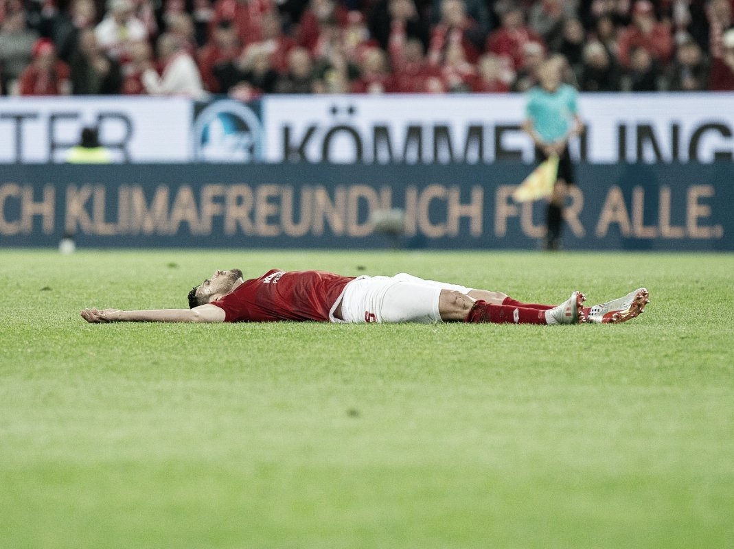 Em jogo corrido e aberto, Mainz e Leipzig fazem seis gols na abertura da rodada