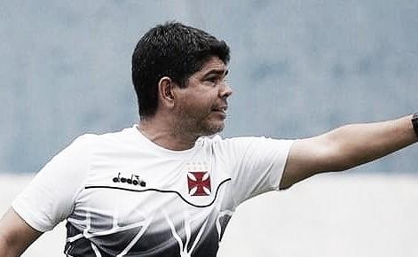 """Valadares lamenta empate, mas se diz feliz com desempenho do Vasco: """"Fizemos uma grande partida"""""""