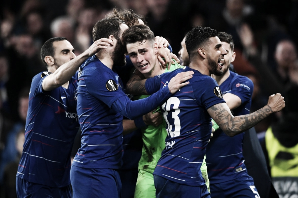 Final londrina! Chelsea bate Eintracht nos pênaltis e fará final da UEL contra Arsenal