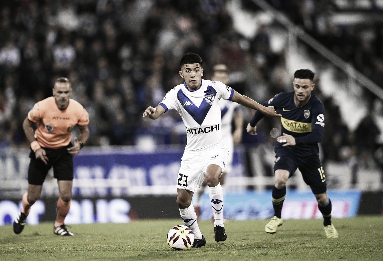 Vélez yBoca no se sacaron ventajas y empataron 0-0