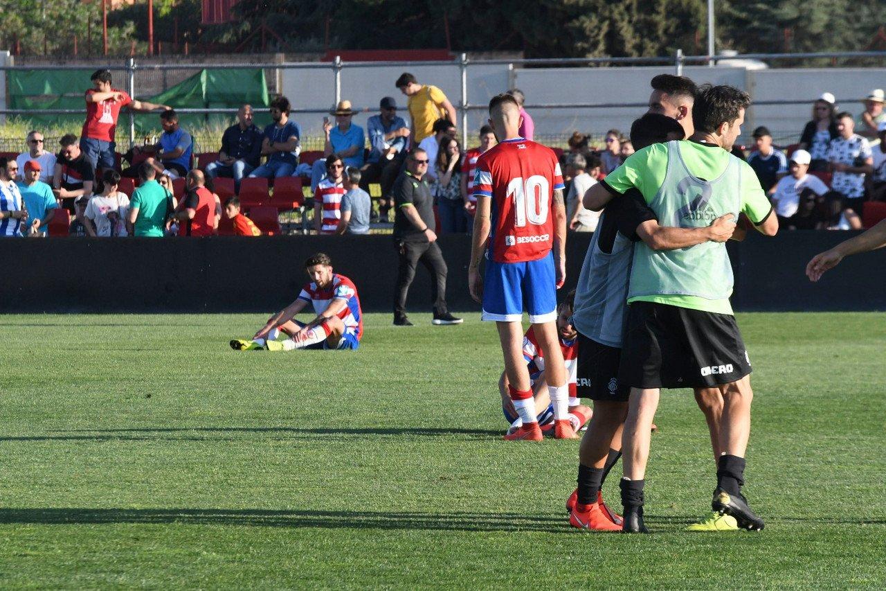 El duelo de 'Recreativos' se marcha para Huelva