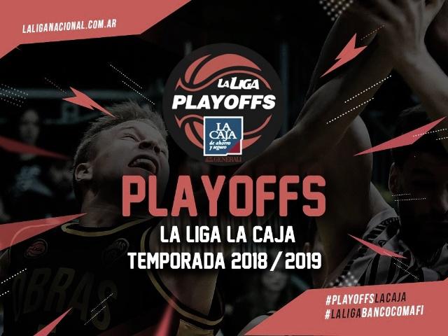 Liga Nacional: Se definieron los Playoffs