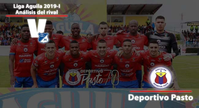 Millonarios FC, análisis del rival: Deportivo Pasto