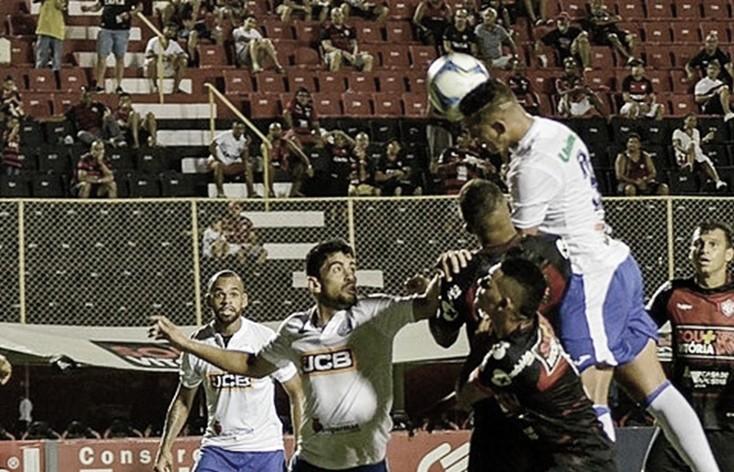 São Bento bate Vitória após sair atrás no placar em Salvador pela Série B