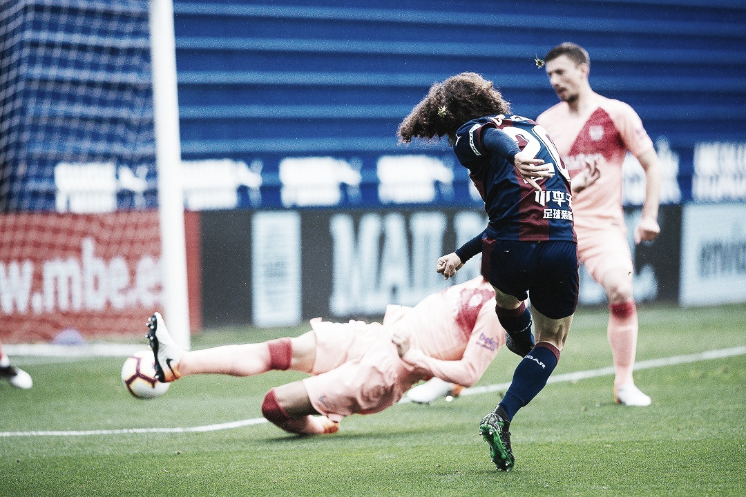 Messi priva al Eibar de una victoria histórica