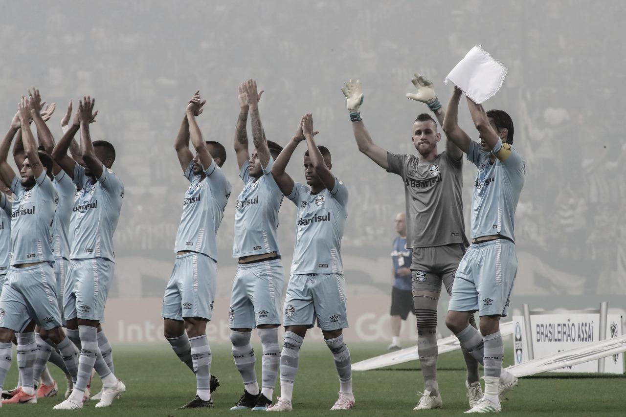 Resultado e gols Juventude x Grêmio pela Copa do Brasil (0-0)