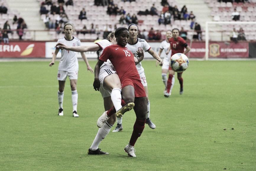 España 0-0 Canadá: atasco en Las Gaunas con aspectos por mejorar