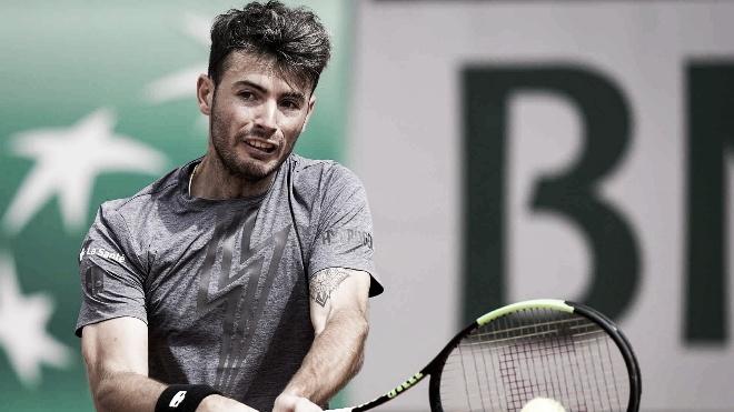 Londero y Pella avanzan en Roland Garros