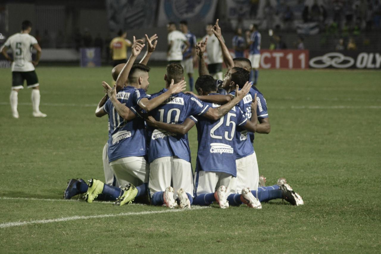 Sai, zica! CSA derrota Goiás e conquista primeira vitória no Campeonato Brasileiro