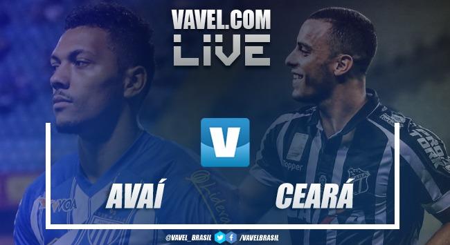 Melhores momentos e gols Avaí 1x2 Ceará pelo Campeonato Brasileiro 2019