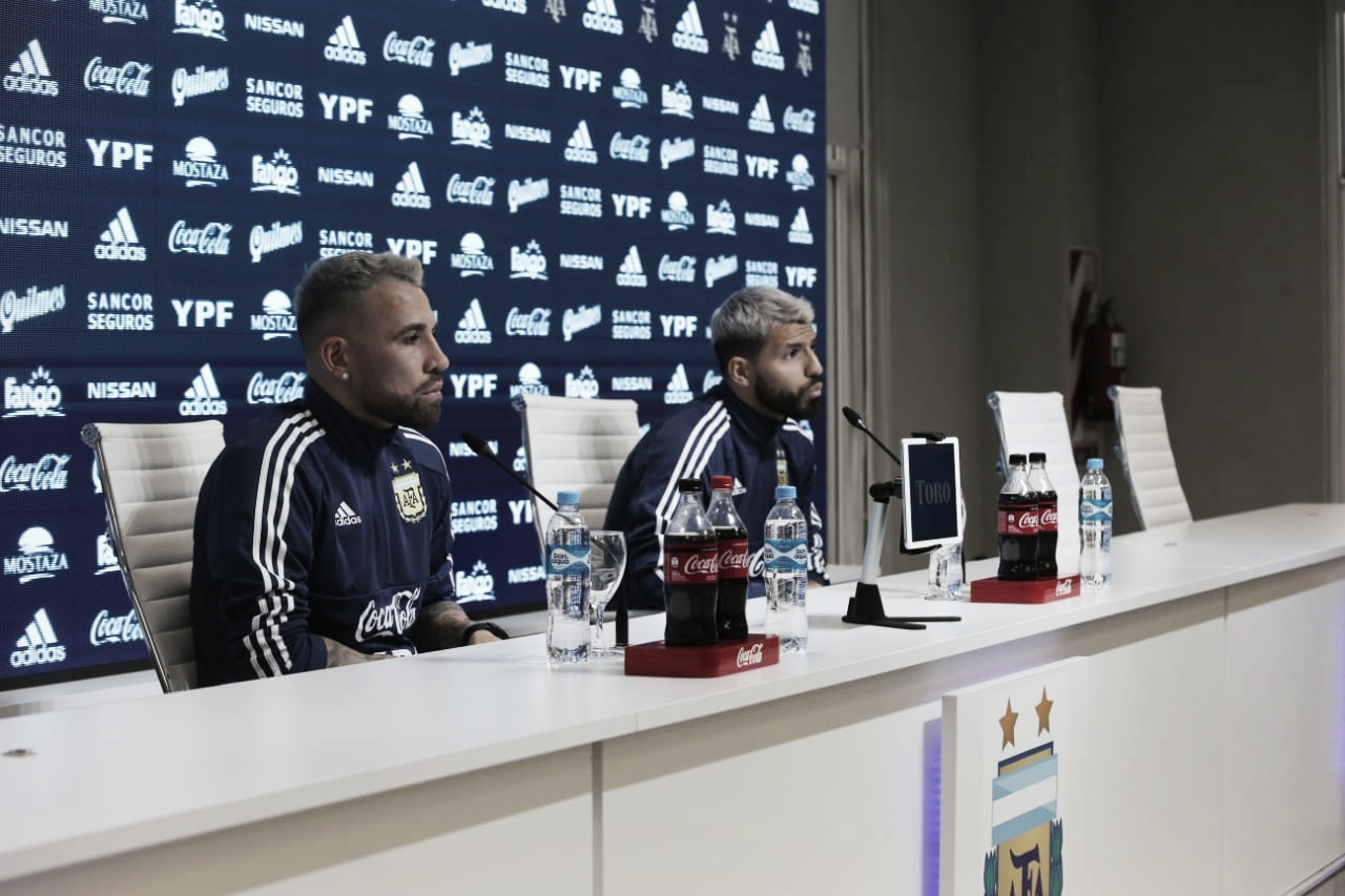 """Sergio Agüero: """"Cuando uno no está convocado piensa lo peor"""""""