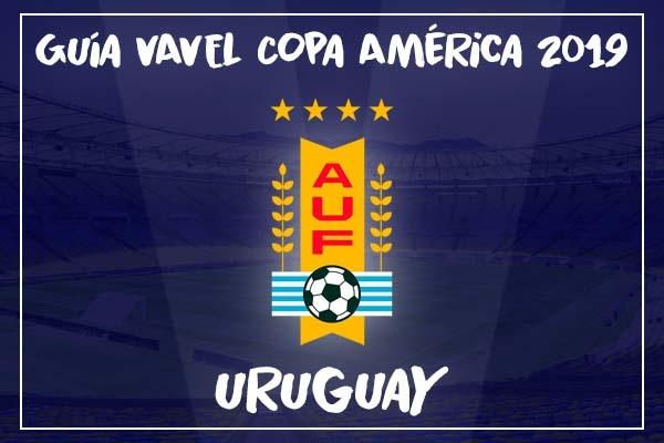 Guía VAVEL, Copa América 2019: Selección Uruguay