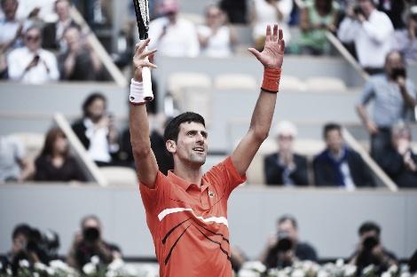 Roland Garros: Djokovic vs Thiem será la otra semifinal