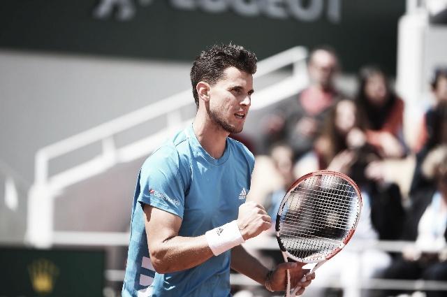 Thiem eliminó a Djokovic y es finalista de Roland Garros