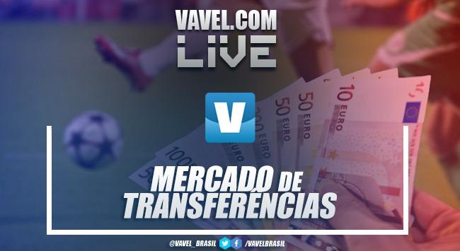 Mercado de Transferências da Europa AO VIVO online