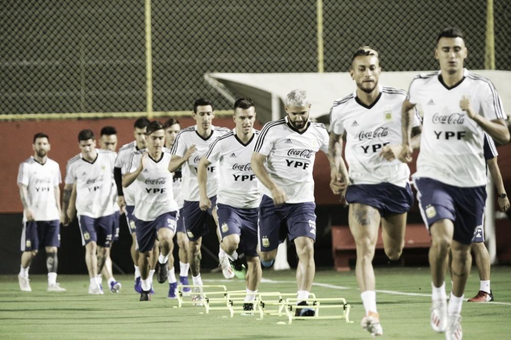 Para espantar a insegurança, Argentina estreia na Copa América diante da Colômbia