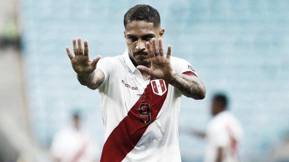 "Paolo Guerrero lamenta empate sem gols com Venezuela: ""Merecíamos vencer"""