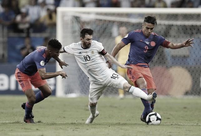 ¡Quién dijo miedo Argentina! Somos Colombia