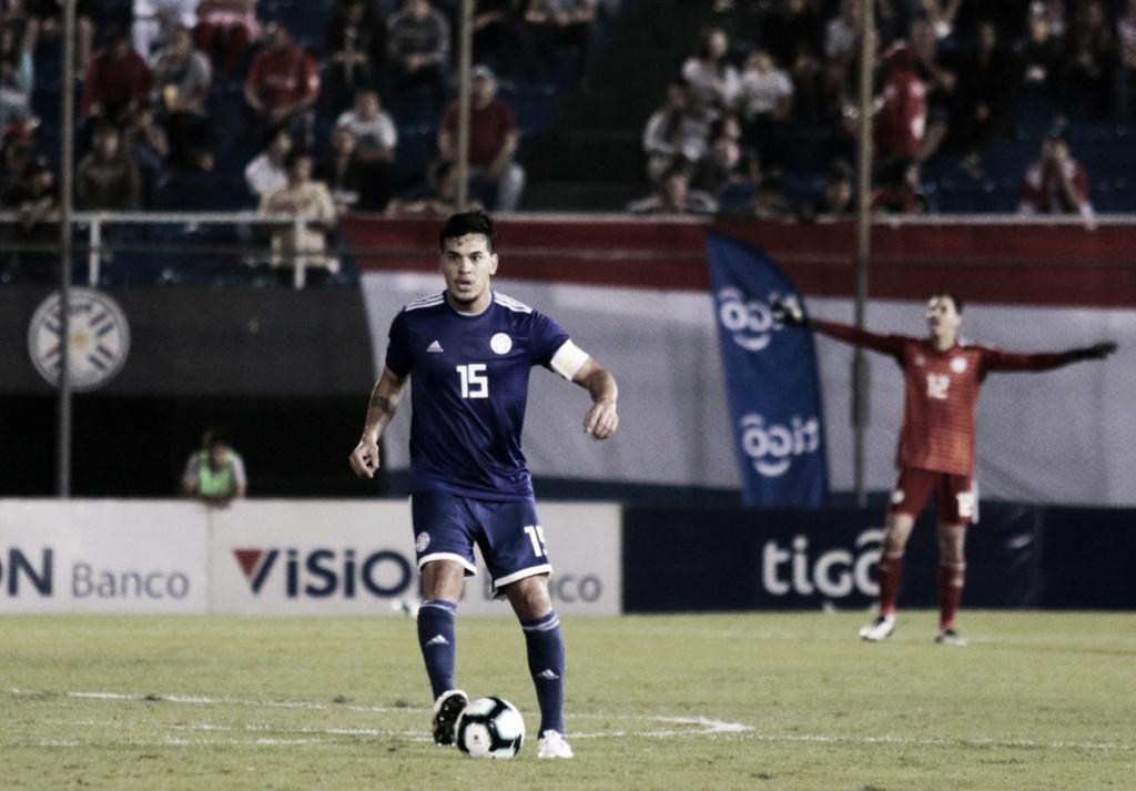 Resultado Paraguai 2 x 2 Catar na Copa América 2019