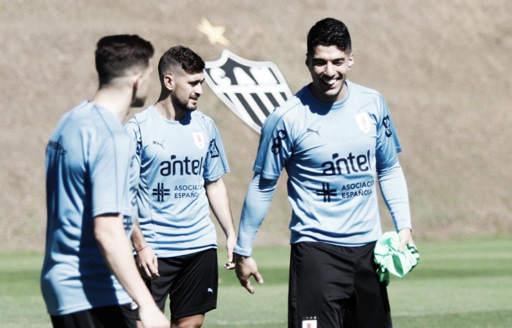Uruguai encara Equador no Mineirão para confirmar favoritismo pela Copa América