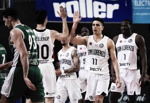 Liga Nacional: San Lorenzo 3-1 y pasaje a la final