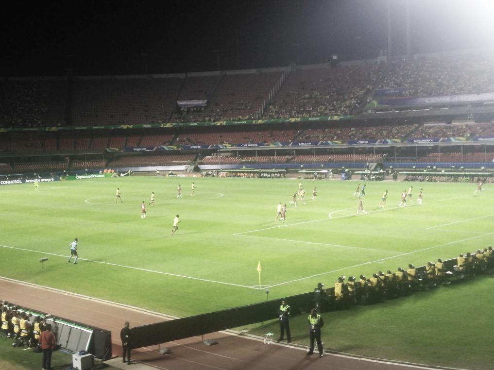 Gols e melhores momentos de Colômbia 1x0 Catar pela Copa América 2019