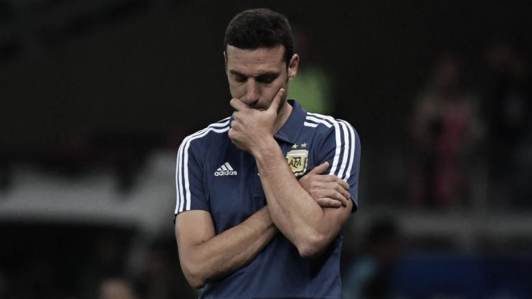 Dois jogos sem vencer e lanterna do grupo: os erros da Argentina na Copa América