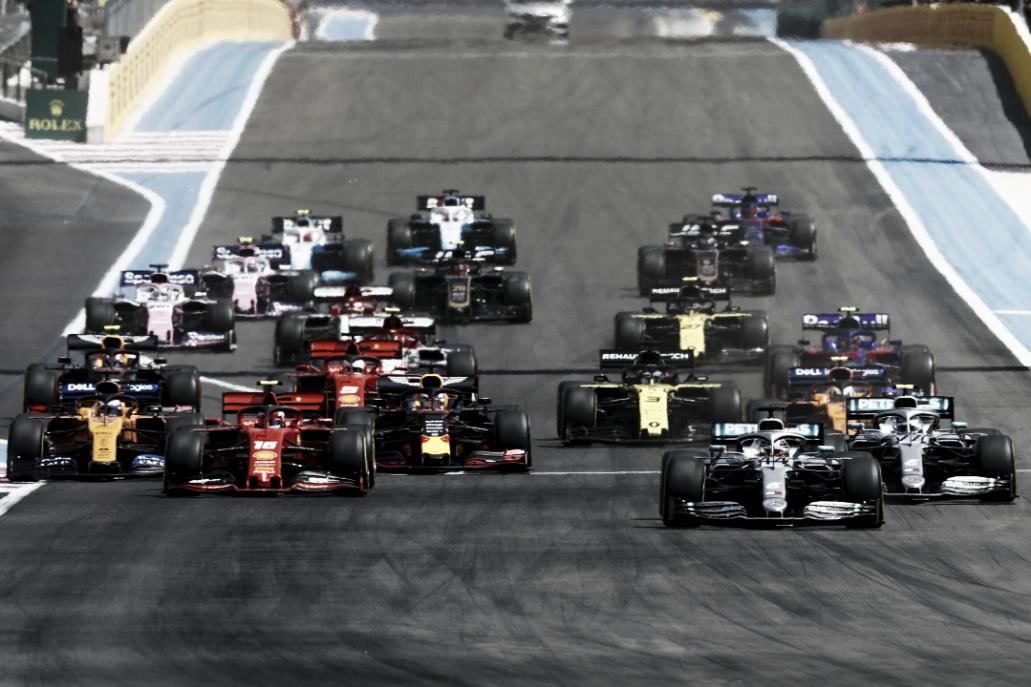 Lewis Hamilton lidera GP da França de ponta a ponta e vence pela sexta vez em 2019