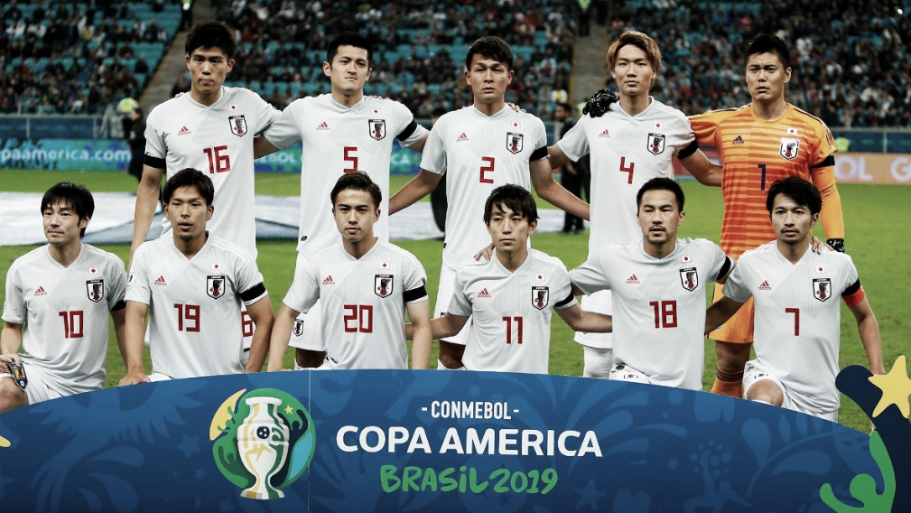 Bom meio-campo, mas pontaria fraca; lições da Copa América ao Japão