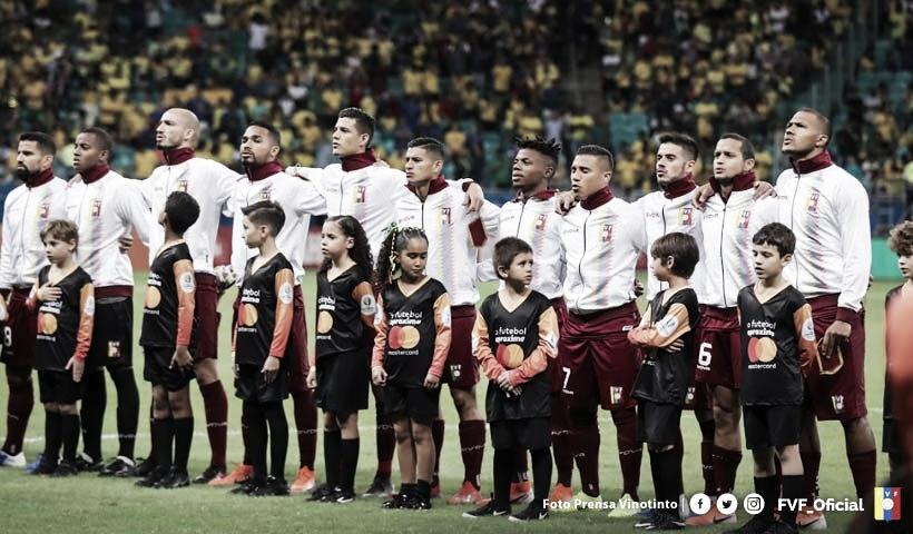 """Dudamel esbanja confiança antes de jogo contra Argentina: """"Estamos fortalecidos"""""""