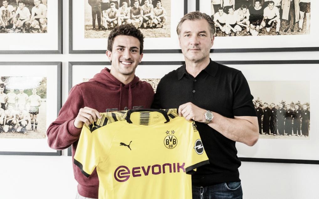Borussia Dortmund contrata Mateu Morey, jovem do Barcelona, por 300 mil euros