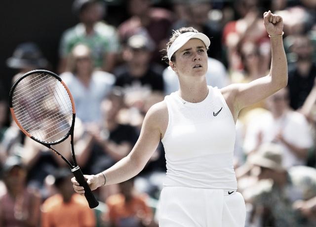 Wimbledon: Se definieron los 4tos de Damas