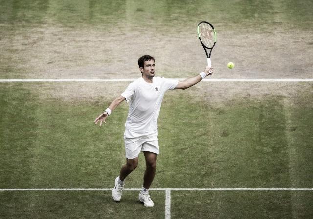 Wimbledon: Fin del sueño de Guido Pella