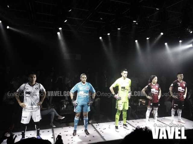 Atlas presenta uniforme; Pedro Portilla pone de objetivo liguilla