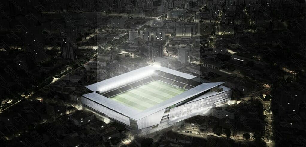 20.000 lugares e mais de 200 milhões de reais de custo: o novo projeto para a Vila Belmiro