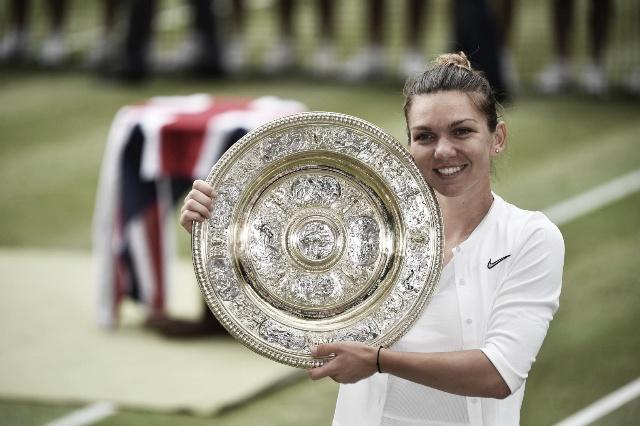 Simona Halep aplastó a Serena Williams y es la nueva reina de Wimbledon