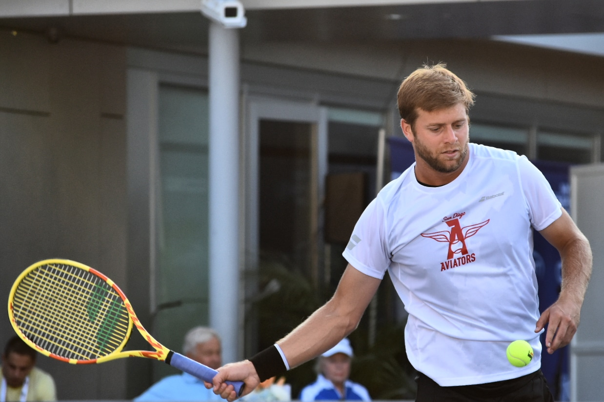 World TeamTennis: San Diego Aviators rout New York Empire to open 2019 season