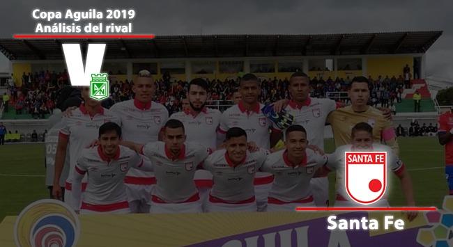 Atlético Nacional, análisis del rival: Independiente Santa Fe