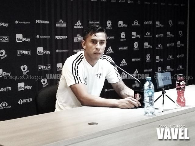 """Jesús Isijara: """"La meta del equipo será hacer 30 puntos"""""""