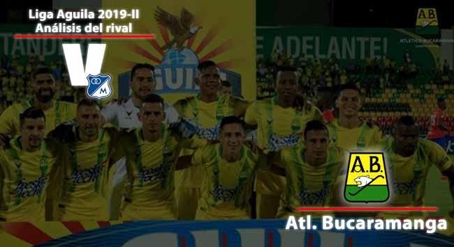 Millonarios, análisis del rival: Atlético Bucaramanga