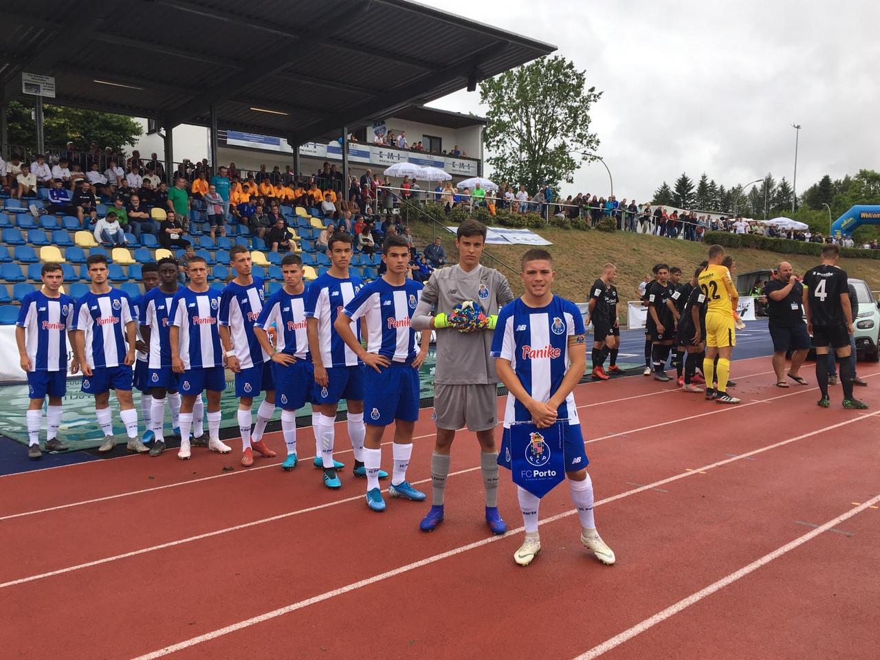 FC Porto conquista Euro Youth Cup