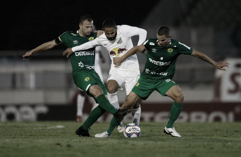 Bragantino empata com Cuiabá, mas segue na ponta da Série B