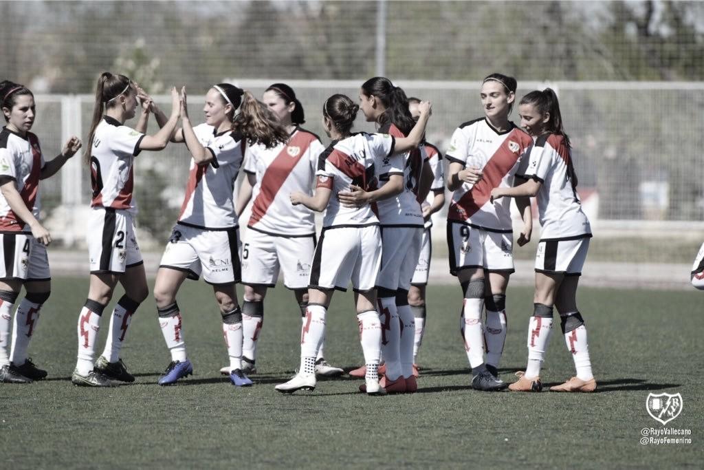 Un nuevo Rayo Femenino se prepara para la pretemporada 2019/20