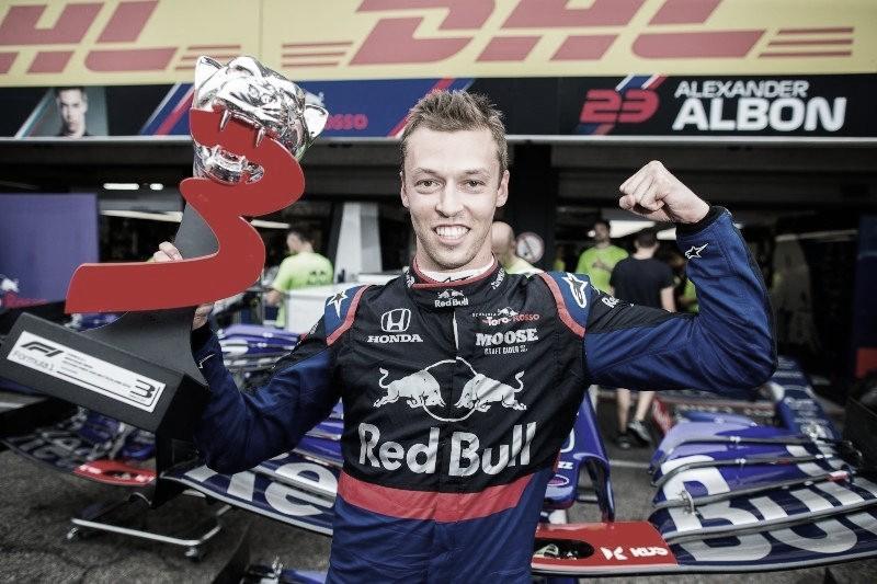 Chefe da STR, Franz Tost diz que Kvyat está 'pronto para ir à Red Bull'