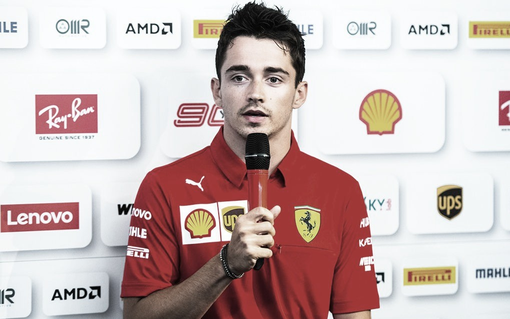 """Leclerc destaca dificuldade do Circuito de Hungaroring: """"Não há setor onde se possa respirar"""""""