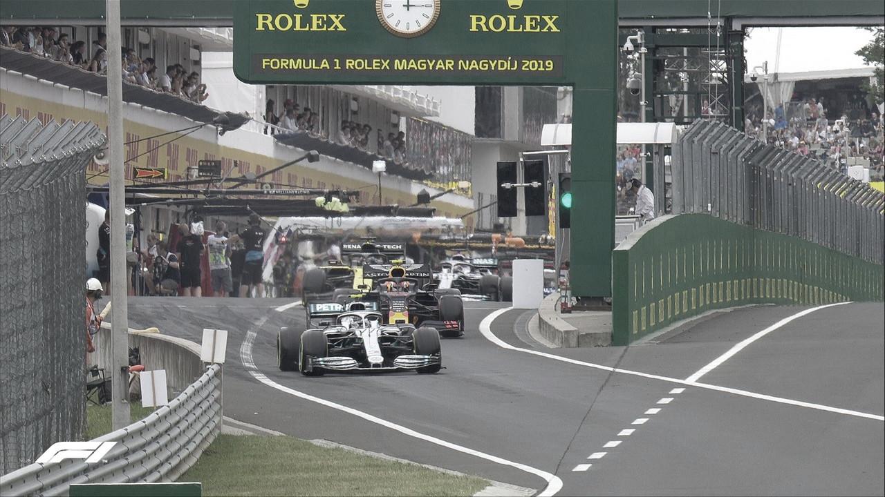 Resultado e melhores momentos do treino classificatório no GP da Hungria de Fórmula 1