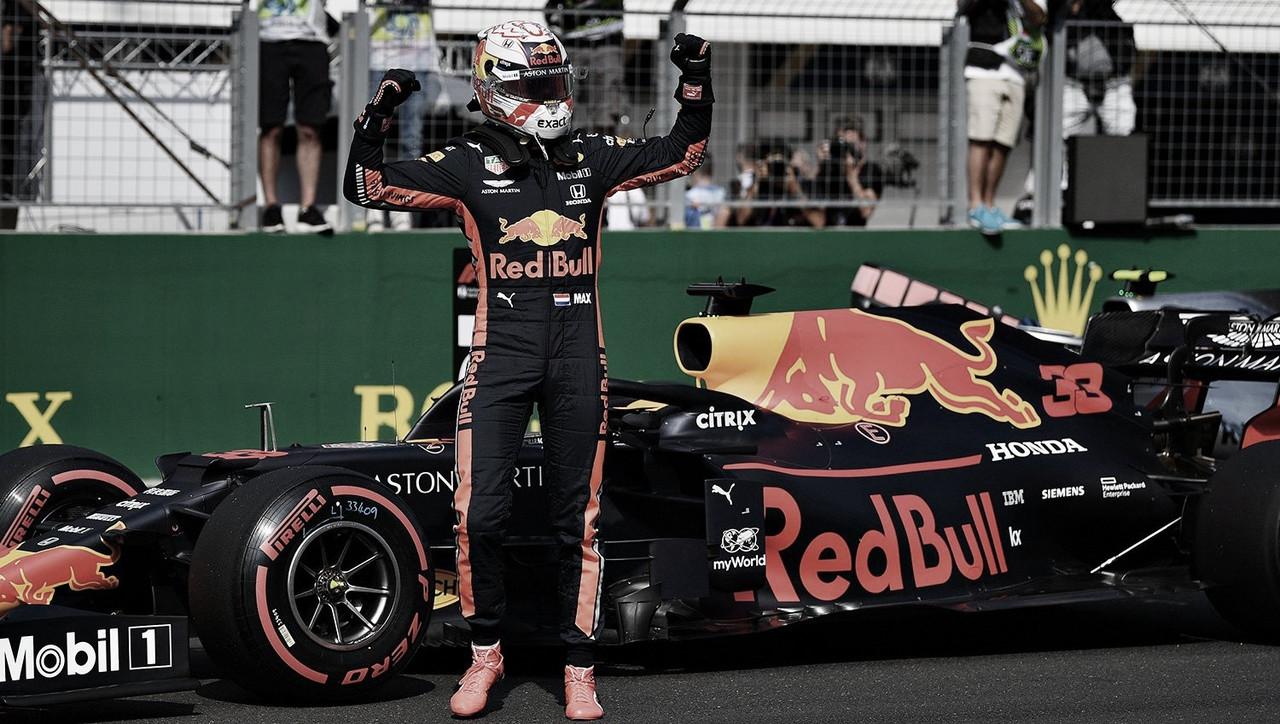 Histórico! Max Verstappen é o primeiro holandês a conquistar pole na Fórmula 1