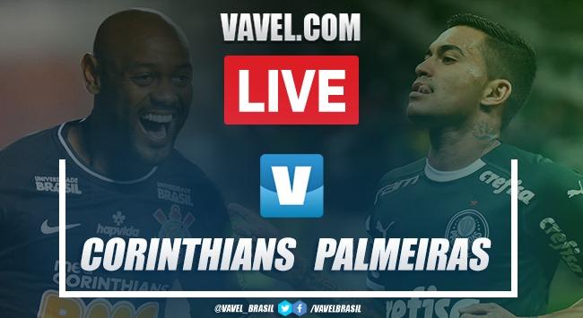 Gols e melhores momentos para Corinthians 1x1 Palmeiras pelo Campeonato Brasileiro 2019